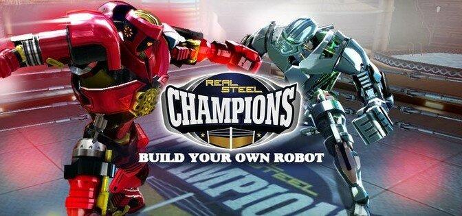 Взлом Real Steel Champions на много денег + мод V 1.0.261 apk для Андроид